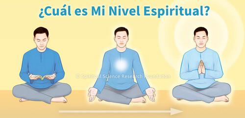 ¿Cuál es mi nivel espiritual?